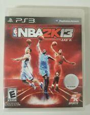 NBA 2K13 (Sony PS3, 2012) Videogame
