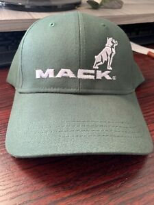 Mack Truck Baseball Hat Green