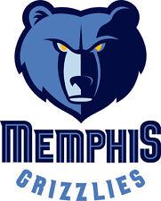 Memphis Grizzlies NBA Color Die-Cut Decal / Car Sticker *Free Shipping