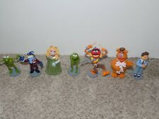 Disney Store The Muppets Figurines 7 Figures