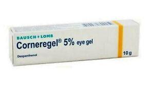 For Corneal Disorders; Keratitis. Eye Gel Corneregel 5% - 10 g Tube
