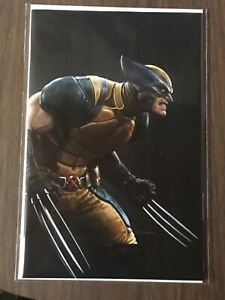 Trial of Magneto 1 Comic Tom Exclusive (Wolverine Cover) Virgin Variant