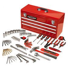 Speedway 118 Piece 3 Drawer Steel Tool Chest DIY Homeowner Repair Kit 8836