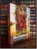 The Five ✍SIGNED✍ by ROBERT McCAMMON Brand New Subterranean Press Hardback
