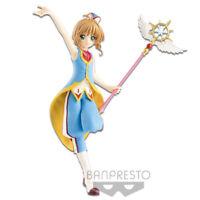 Banpresto CardCaptor Sakura Clear Card Anime EXQ Figure Sakura Kinomoto BP39076