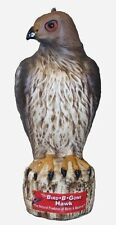 "New! Bird B Gone RED TAILED HAWK 17"" Decoy Ornamental Scarecrow Pest Help MMRTH1"