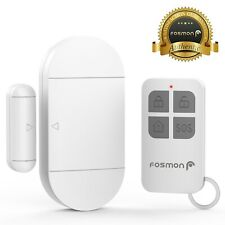 Wireless Window Door Entry Open Security Remote Control Siren Alarm Chime Sensor