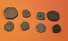 New listing Lot #115 (8) Ancient Byzantine Coins Ae Uncleaned