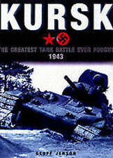 Kursk: The Greatest Tank Battle Ever Fought, 1943-ExLibrary