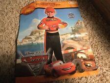 Disney Pixar Lightning McQueen Halloween Costume— Boy's M(7-8)