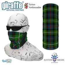 MACKENZIE Clan Scozzese Tartan multifunzionale Headwear Fromlowitz TUBO Bandana