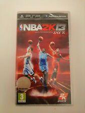 Nba2K13 - Sony PSP Game - Genuine UK Pal - NBA 2k 13 - NEW SEALED