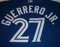 Majestic Cool Base Toronto Blue Jays Vladimir Guerrero Jr. Jersey Sz XL NEW NWT