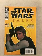 STAR WARS TALES #11 NM- 9.2 NEWSSTAND HAN SOLO PHOTO VARIANT COVER DARK HORSE