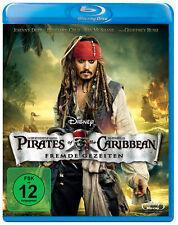 Fluch der Karibik 4 - Fremde Gezeiten - Blu-ray - *NEU*