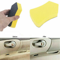 Car Leather Seat Care Detailing Clean Brush Auto Interior Wash Accessories Tool