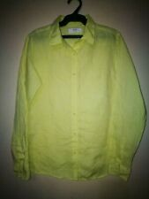 UNIQLO LINEN LONG SLEEVE SHIRT TAG SIZE S