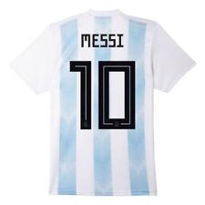 Camisetas de fútbol de selecciones nacionales para niños argentinos adidas