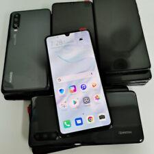 "Black Huawei P30 ELE-L29 6GB+128GB Dual SIM (FACTORY UNLOCKED) 6.1"" Smartphone"