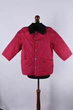 Girls Barbour Liddesdale Quilt Jacket Size XS / XS
