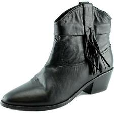 JOIE Keaton Women US 9 Black Ankle Boot UK 6 3804