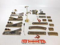 BI173-2# Märklin H0/00/AC Konvolut Gleise,Weichen,Signal 3600/800 tlw. Vorkrieg
