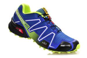 Salomon Speedcross 3  Laufschuhe Cross Schuhe Hikingschuhe Herren Outdoorschuhe