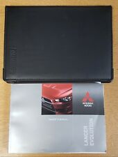 lancer car manuals and literature ebay rh ebay co uk ch lancer service manual Owners Manual for VTech Phone