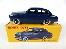Ford Vedette 54 bleu - DINKY TOYS DeAGOSTINI VOITURE MINIATURE MODEL CAR- 24X