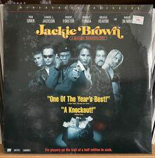 Jackie Brown Laserdisc Sealed
