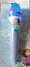 Disney Princess - Frozen - Light Up Melody Microphone NEW
