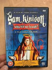Sam Kinison:Why Did We Laugh?-A Film About The Man(R2 DVD)Stand Up Larry Carroll