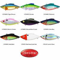 Rat-L-Trap Saltwater Lipless Crankbait 4.75 Inch Super Pick Any Color ST Lures