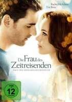 Die Frau des Zeitreisenden [DVD/NEU/OVP] Verfilmung nach Audrey Niffenegger,