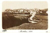 Vintage 1891 Reproduction Postcard, Mortehoe, Devon 52U