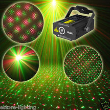 Wonsung GR red green mini Laser lazer lights Stage lighting DJ Dance Home Party
