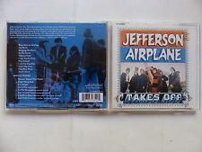 CD Album JEFFERSON AIRPLANE Takes off 82876 50352 2