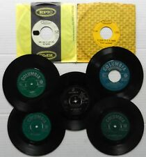 CLIFF RICHARD & The SHADOWS 45 Lot of 7 Singles US/UK #BB 694