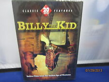 BILLY THE KID 20 Classic Movies 4 DVDs *New,Sealed, NBO* Super Fast Shipping