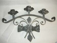 WALL APPLIQUES WALL LAMP WROUGHT IRON