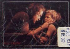 The Crow City of Angels movie Trading card base set