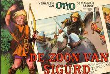 OTTO - DE ZOON VAN SIGURD (1970) - Gerrit Stapel