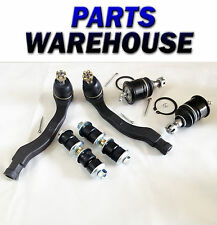 6 Pc Honda Integra Cr-V Civic Sway Bar Outer Tie Rod Ball Joints 3 Year Warranty