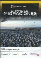 NATIONAL GEOGRAPHIC GRANDES MIGRACIONES VOL.3 NEW