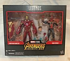 SDCC 2019 Hasbro: Marvel Legends - Avengers Iron Man & Iron Spider 2-Pack, NEW