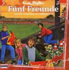 CD * FÜNF FREUNDE - HÖRSPIEL / CD 76 - GEHEIMNIS DES MASKOTTCHENS # NEU OVP =