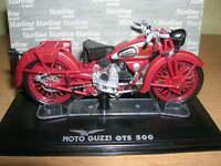 Starline Moto Guzzi GTS 500 / GTS 500 rot red 1:24 Motorrad Motorbike Neu + OVP