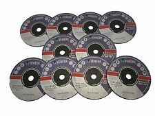 Vewerk Cutting Disc for Inox 75mm X 1mm x 9.5mm x pack of 50 8062