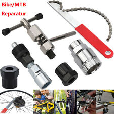 6 Bike Bicycle Remover Repair Tool Crank Freewheel Chain Extractor Whip Sprocket
