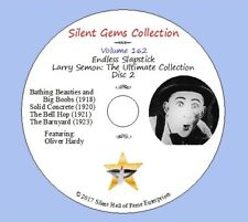 DVD Endless Slapstick. Larry Semon: The Ultimate Collection Disc 2